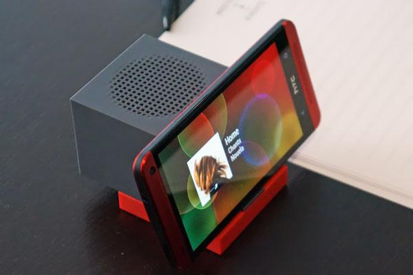 BoomBass NFC Speaker